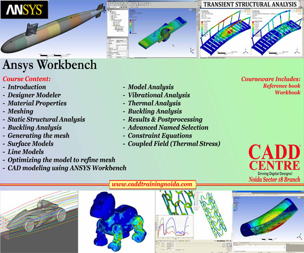 Best Ansys Training in Noida | Ansys Coaching Centre in Noida